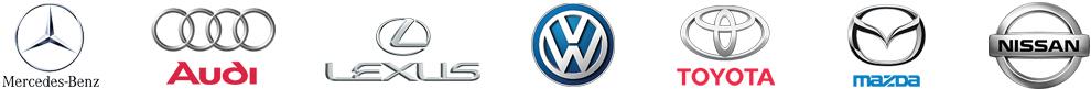 car manufacturer logo list
