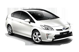 hybrid car rental